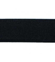 Non-Roll - Black - 32mm - 1 metre