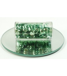 Pale Green Cup Sequins 6mm