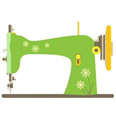 Sewing Machines & Parts