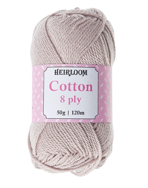 COTTON 8PLY