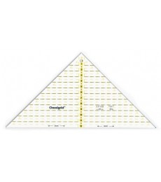 "Omnigrid 12"" Right Triangle Ruler"