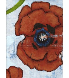 Poppy Collection 3 - 25cm