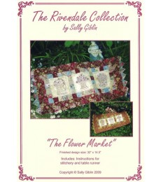 TRC - The Flower Market Table Runners