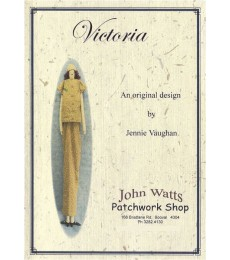 JW Doll - Victoria by Jennie Vaughan